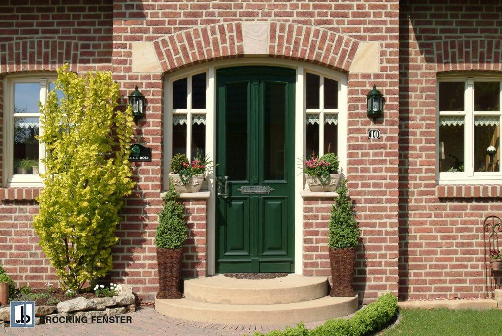Haustüren holz rustikal  Haustüren - BRÖCKING FENSTER