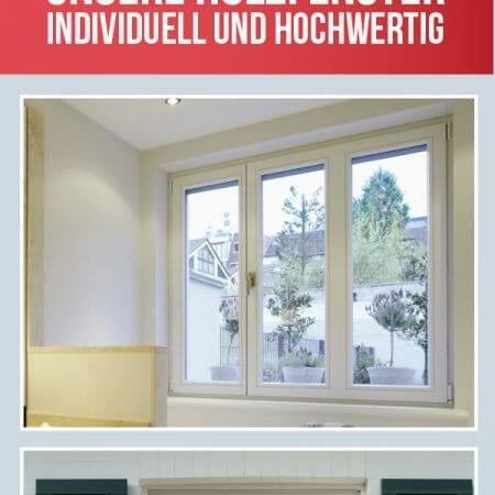 Holzfenster hergestellt von BRÖCKING FENSTER