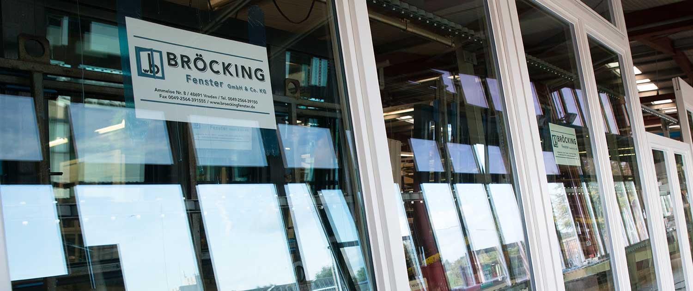 Bröcking Fenster Holzfenster in unserer Produktion verbinden wir traditionelle Handwerkskunst mit modernster Maschinentechnik