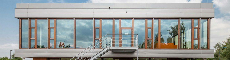 Fenster, Haustüren und Fassaden aus Holz und Holz-Aluminium Fassaden Produktübersicht