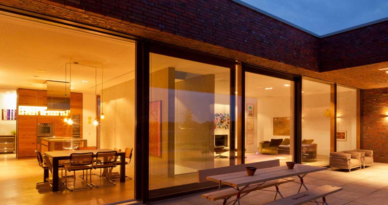 Holz alu fenster erfahrungen  Fenster, Haustüren und Fassaden aus Holz und Holz-Aluminium