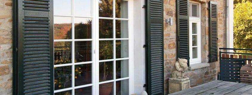 Fenster, Haustüren und Fassaden aus Holz und Holz-Aluminium Holzfenster Produktübersicht